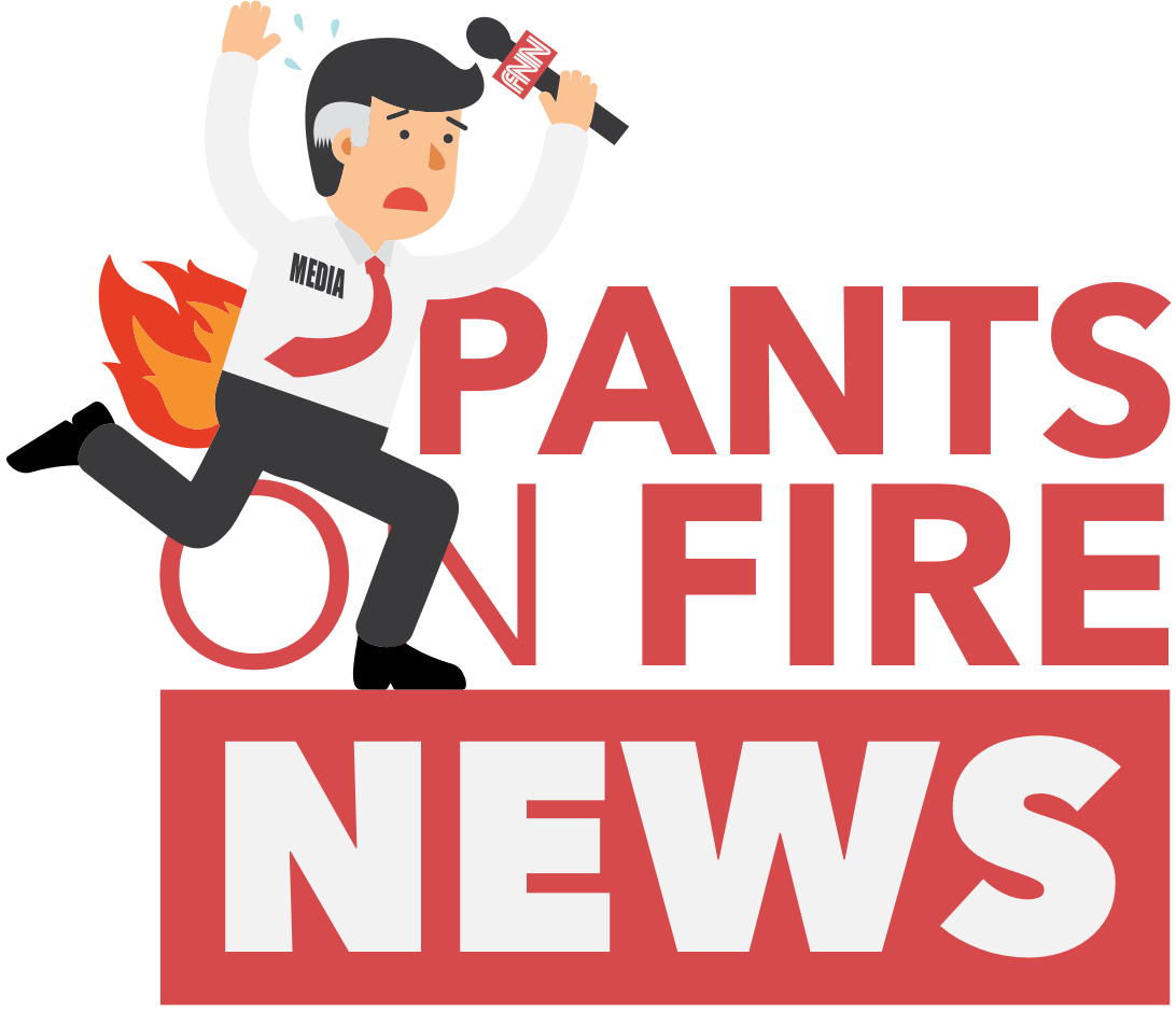 Pants on Fire News